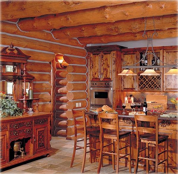 Герметик для деревянных домов Perma-Chink