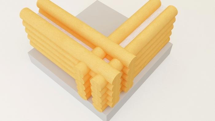 Технология  деревянного домостроения  «Термос»
