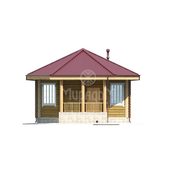 Дом «Боровичок»