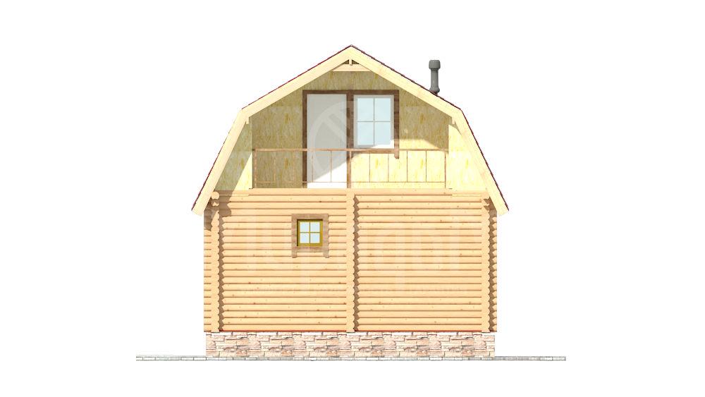 Дом-баня «Дачная»