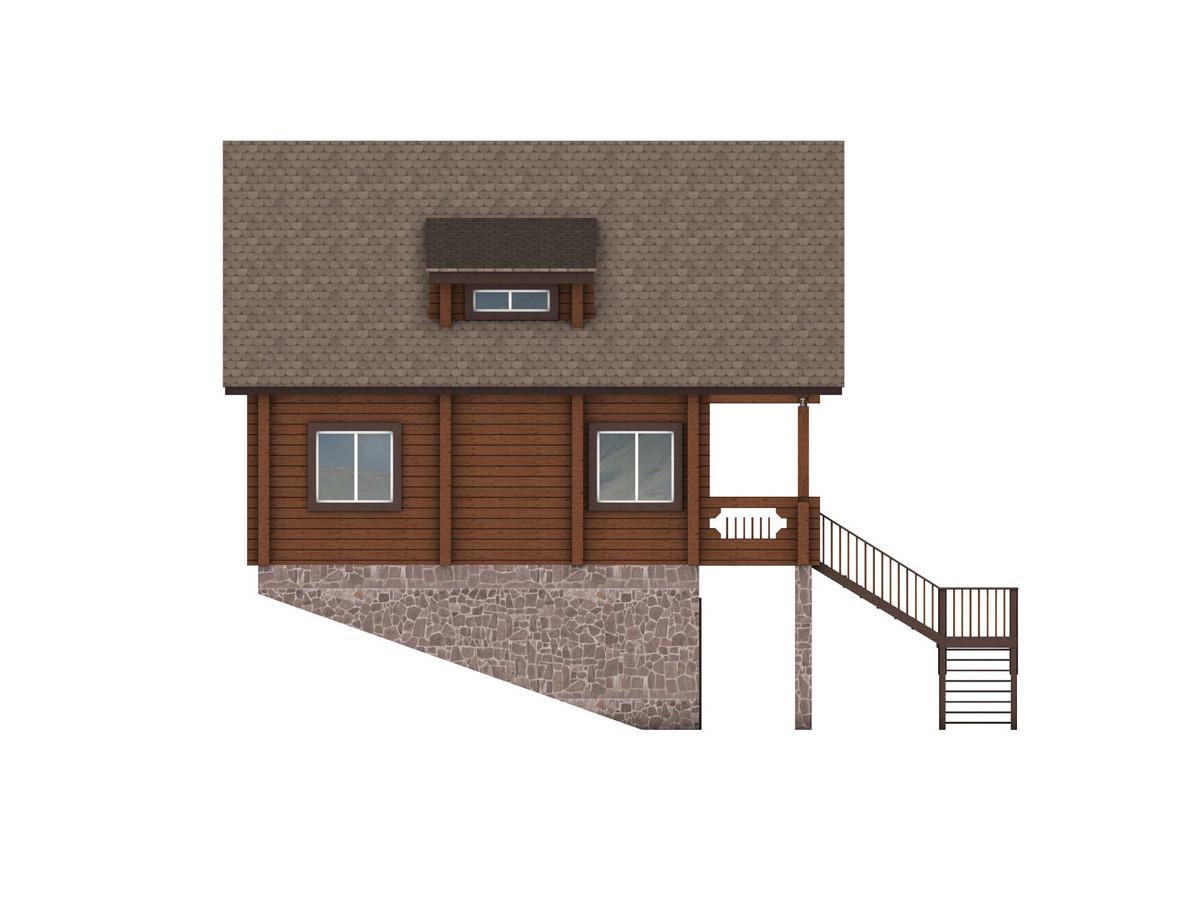 Дом «Эльбрус-мини»