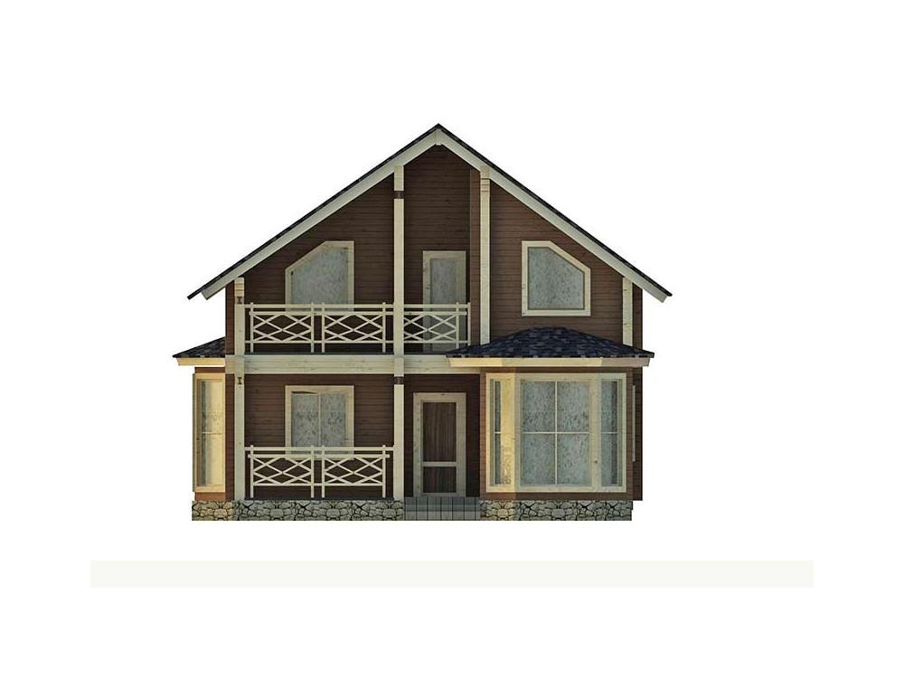 Дом «Горностай»