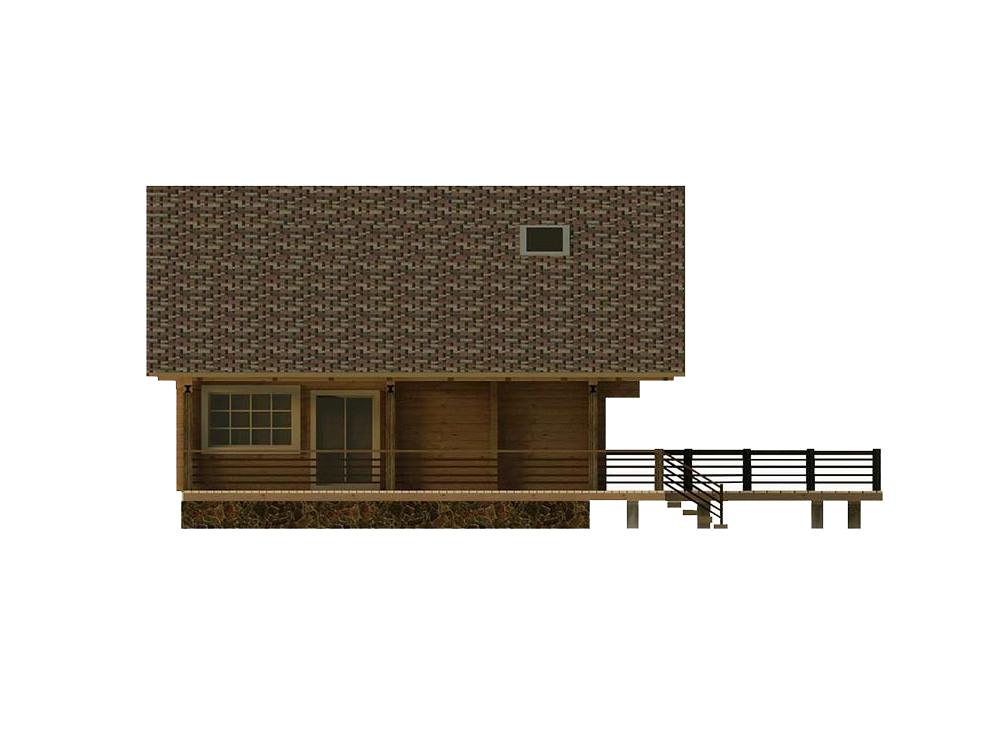 Дом «Ласка классика»