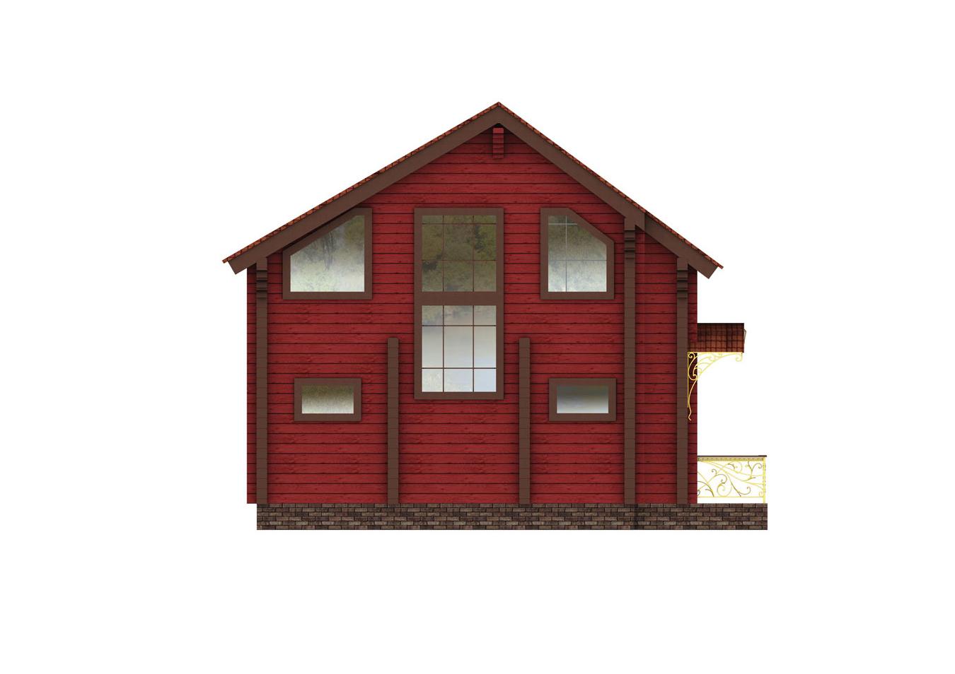 Дом «Сапсан-мини»