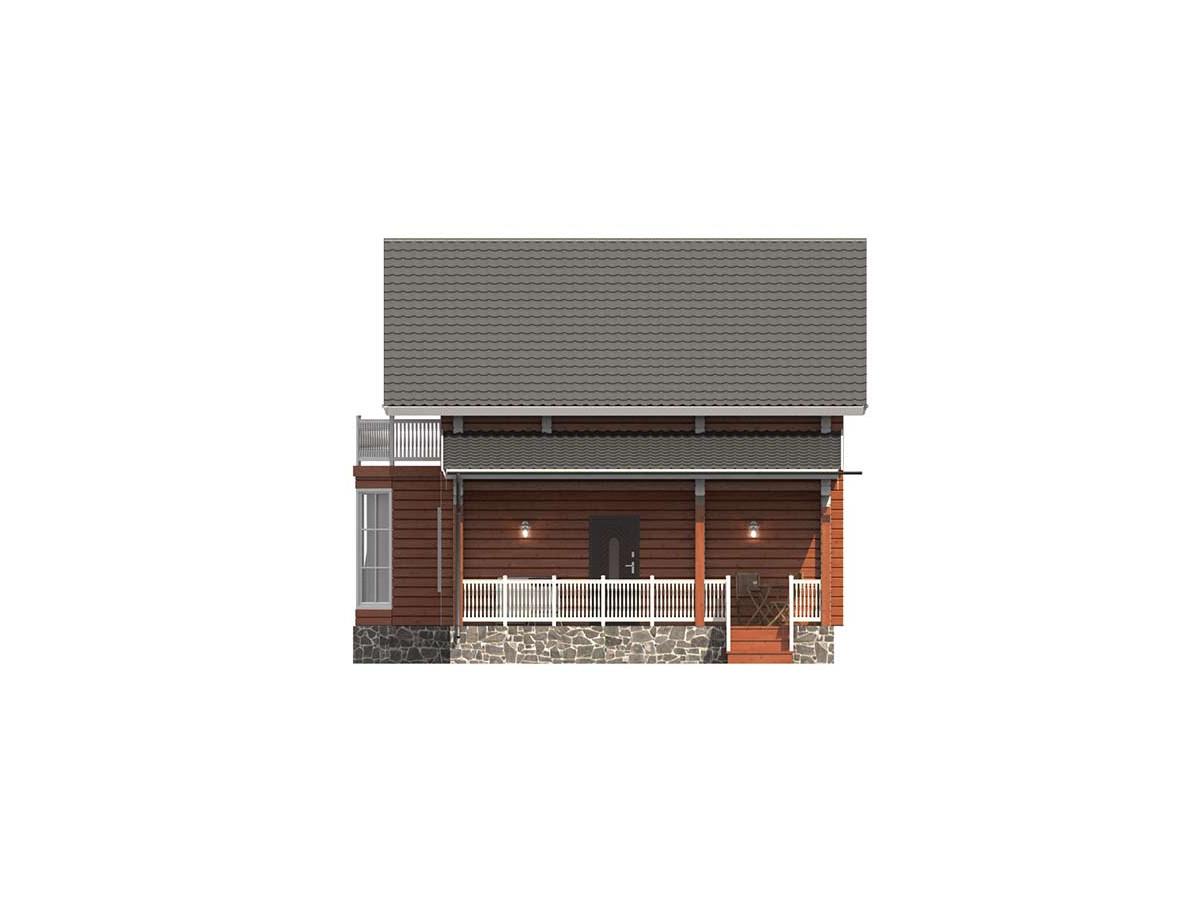 Загородный дом «Сапсан»