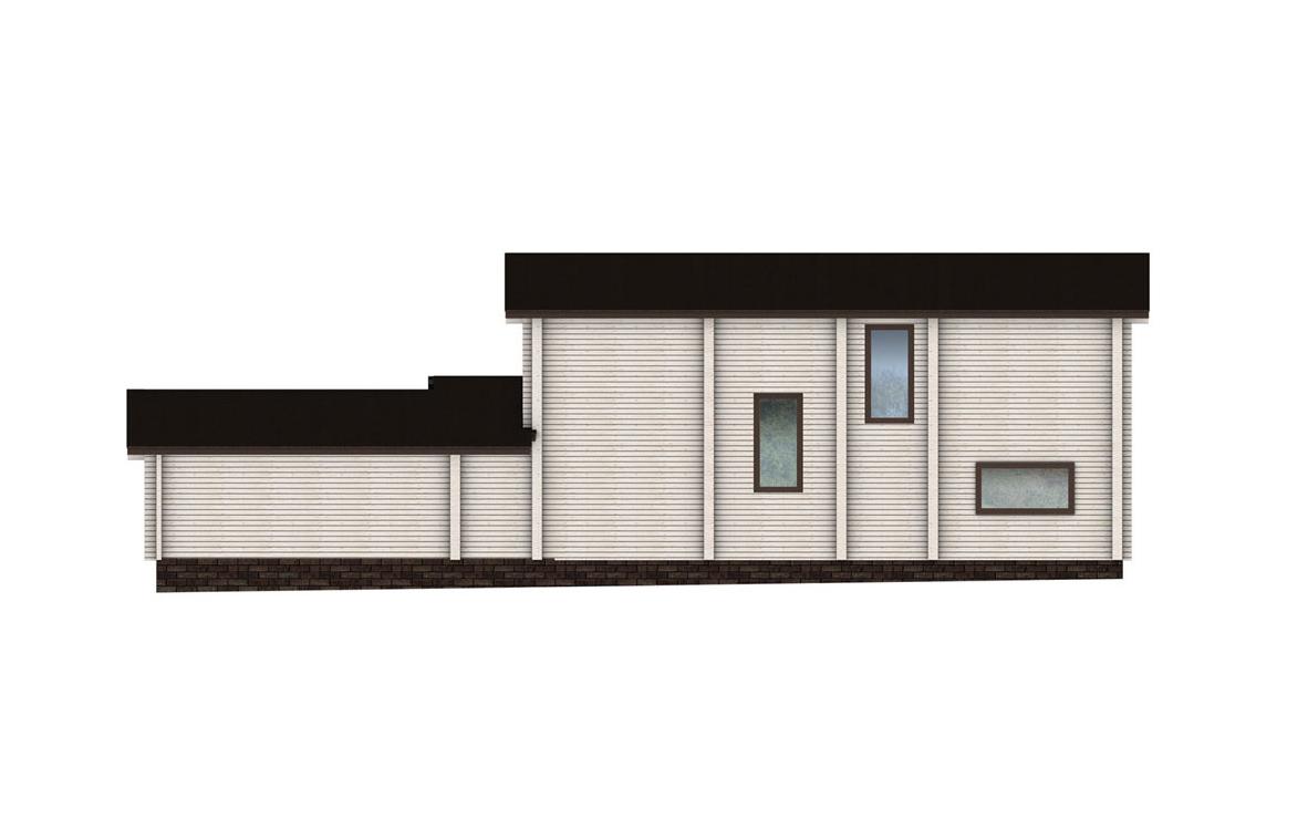 Дом «Саяны»