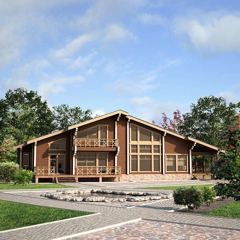 Дом «Альпенхоф»