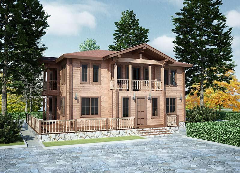 Дом «Династия»