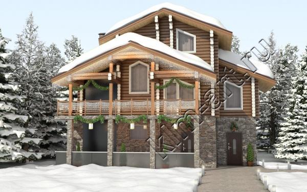 Дом «Эльбрус Гранд»