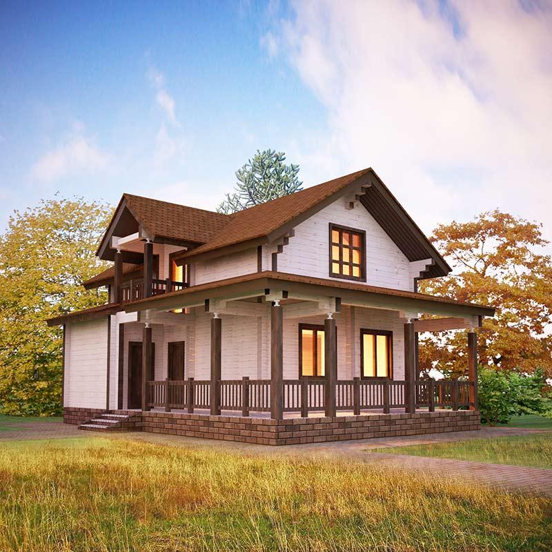 Дом «Лисица»