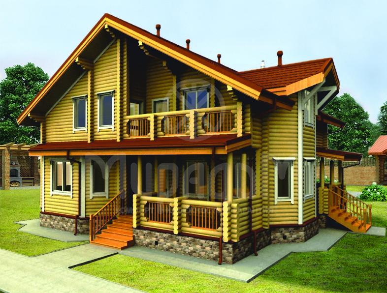 Дом «ТРД»