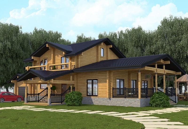 Дом «Ястреб»