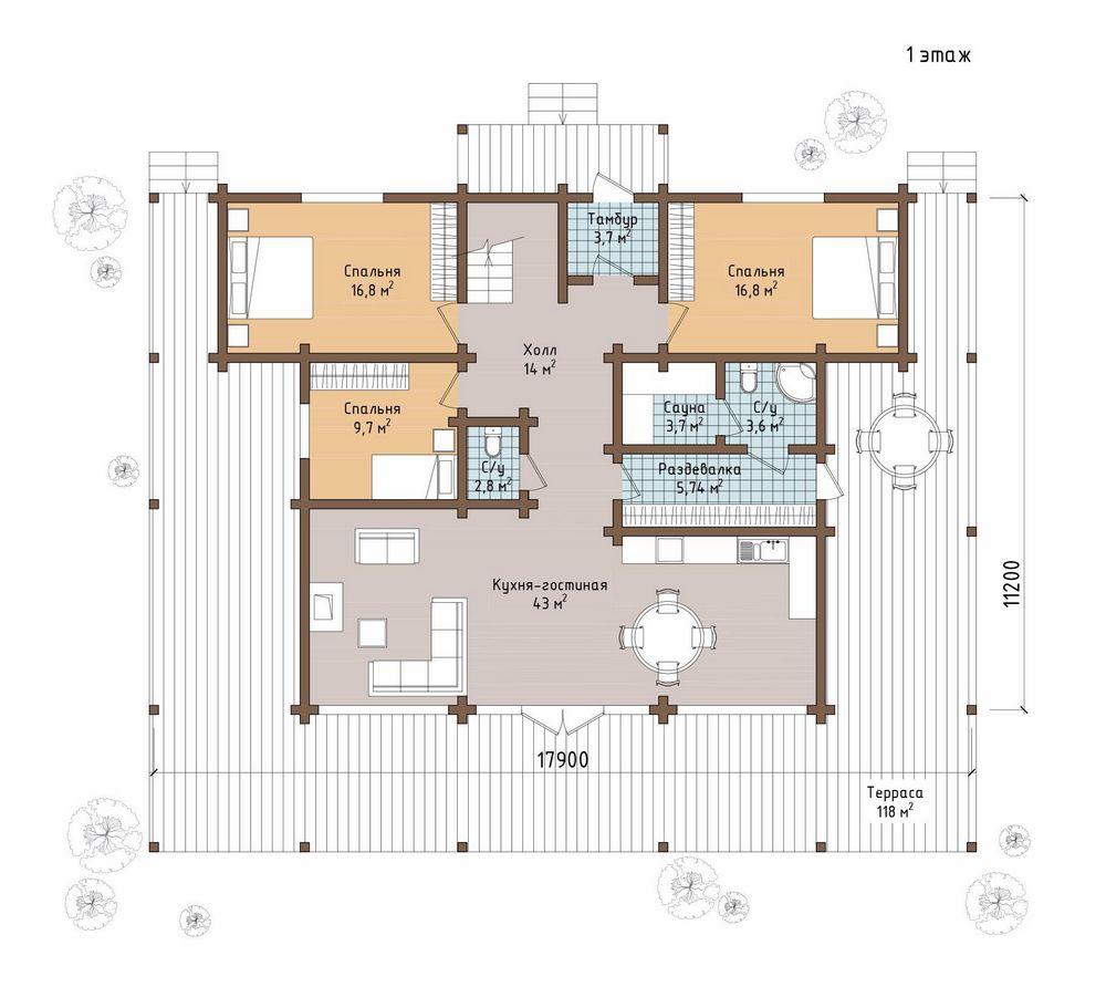 Дом «Церматт»