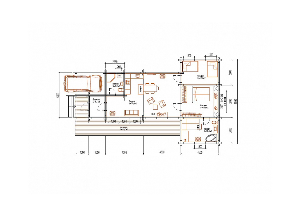 Дом «Монплезир»