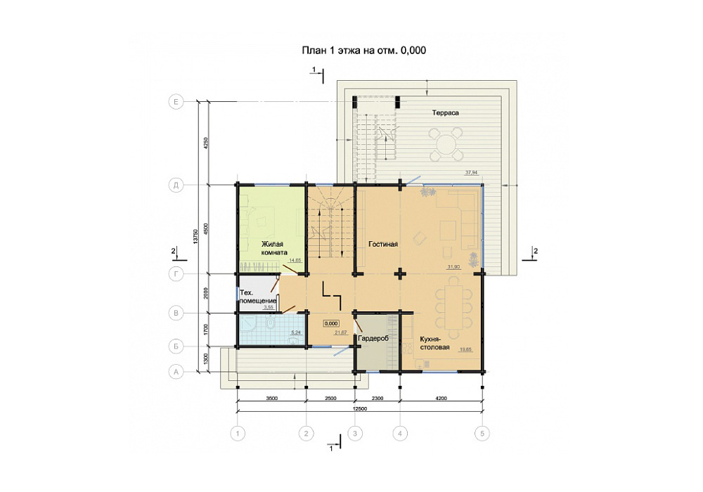 Дом «Розмарин»