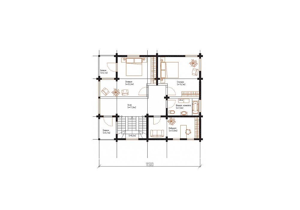 Дом «Хоста»
