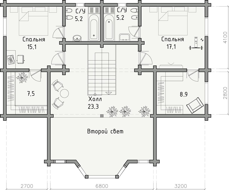 Дом «Беркут»