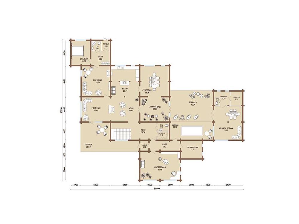Дом «Дипломат»