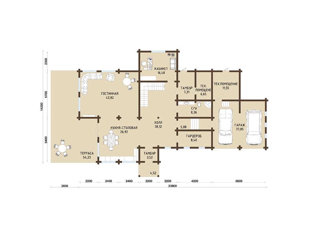 Дом «Империя»