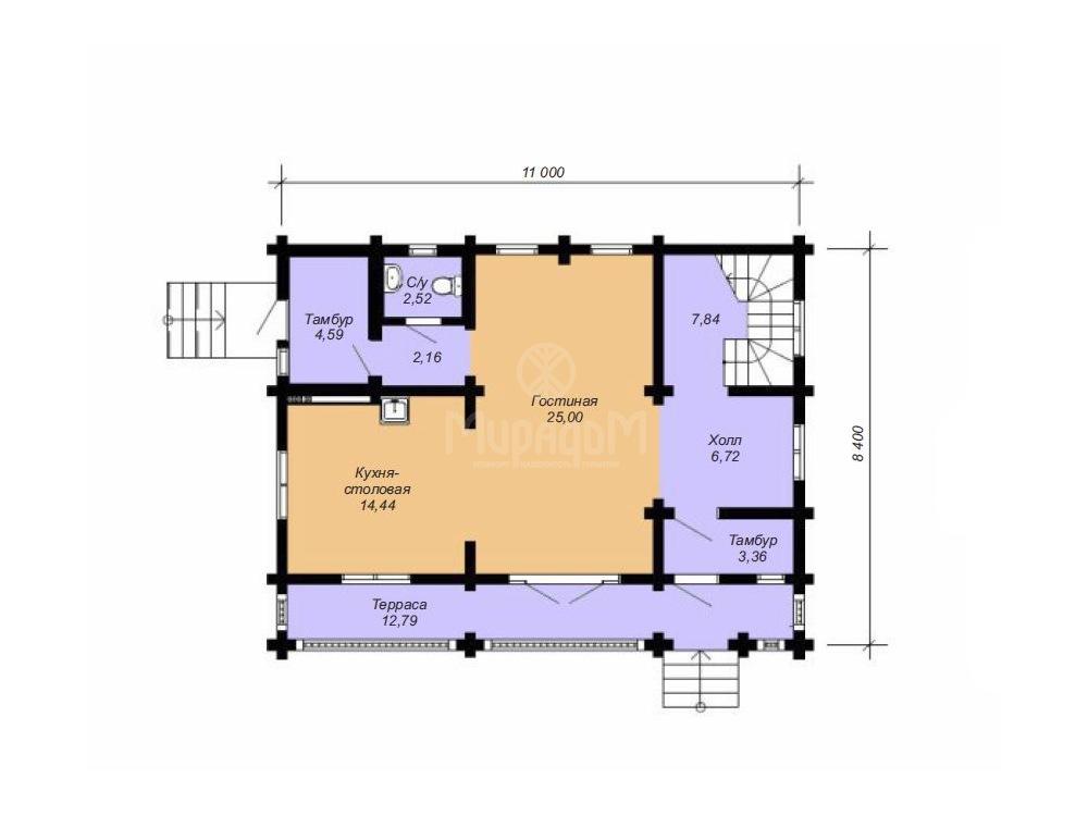 Дом «Ясный»