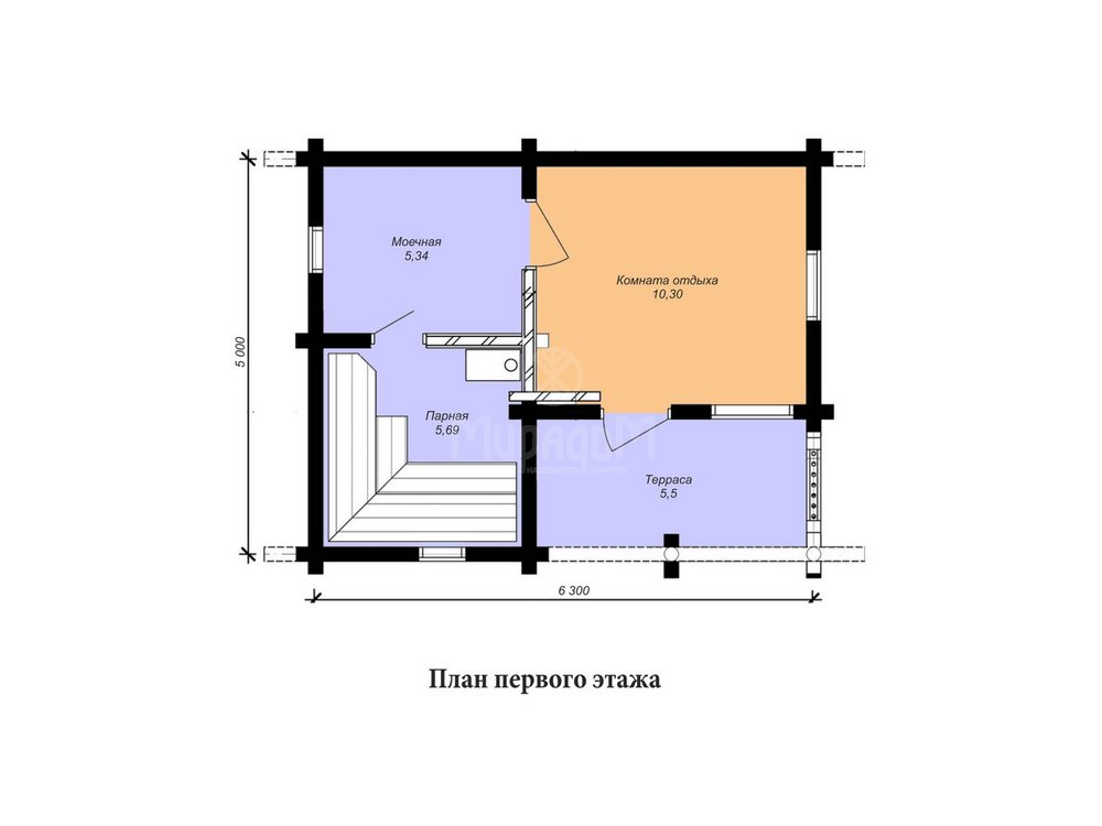 Баня «Михалыч»