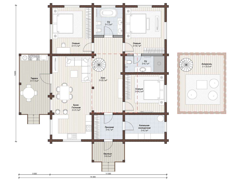 Дом «Пума»