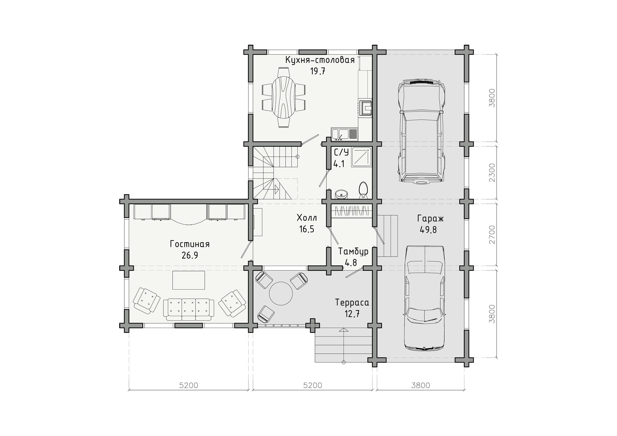 Дом «Росомаха»