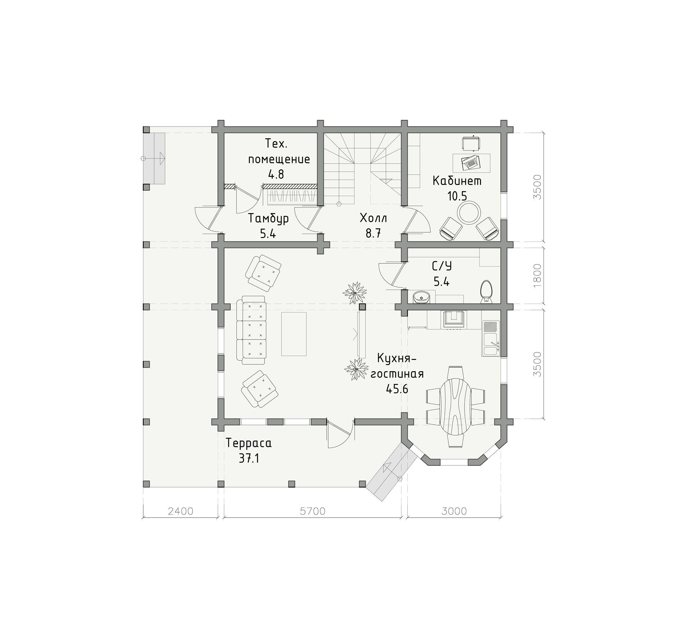 Дом «Соболь»