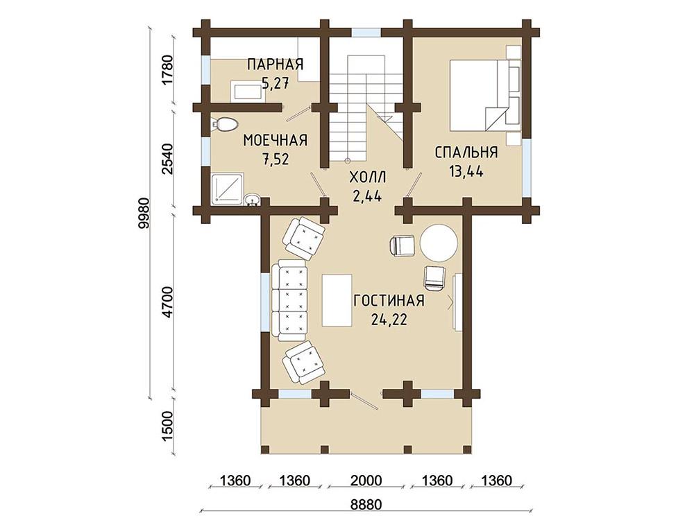 Дом «Такмак»