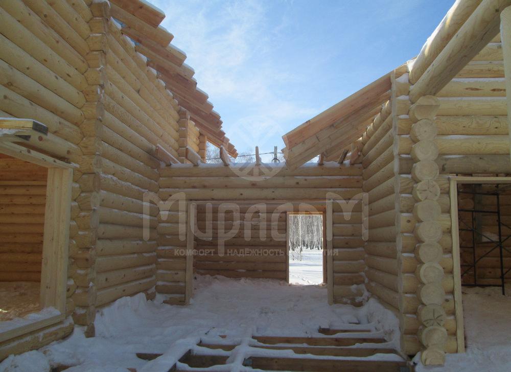 Дом-баня «Византия»