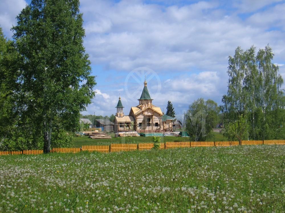 Храм святого Василия Мангазейского