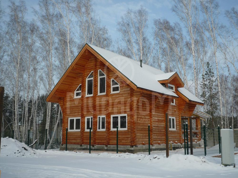 Дом «Тихая речка 2»