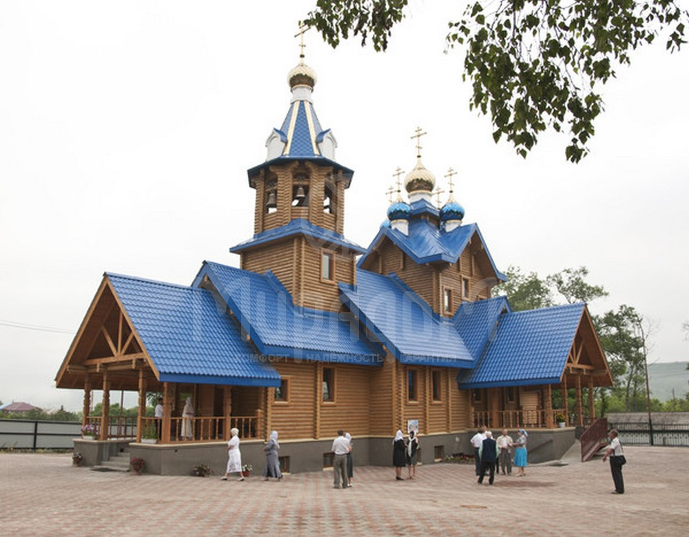 Храм «Иверской иконы Пресвятой Богородицы»