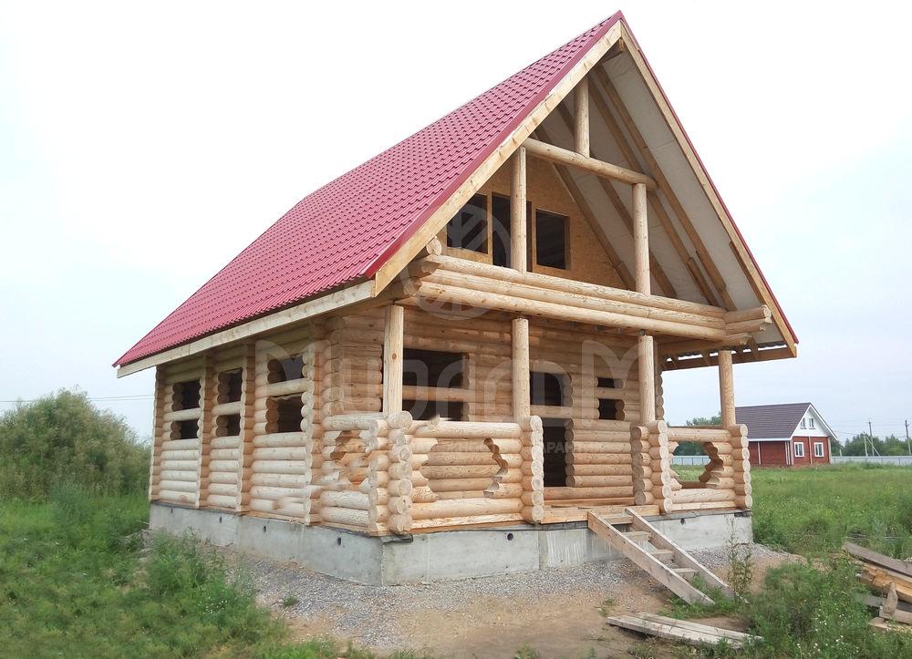 Дачные дома под ключ