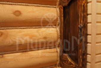 Канат (веревка) джутовая