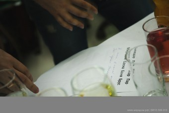 Фотоотчет о презентации