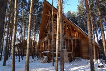 Фотография нашего объекта Дом «Тихая речка 4»