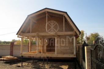 Фотография нашего объекта Дом «Ларец»