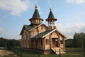 Фотография нашего объекта Храм святого Василия Мангазейского