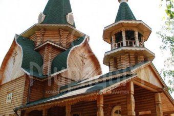 Фотография нашего объекта Церковь Мучеников Царственных