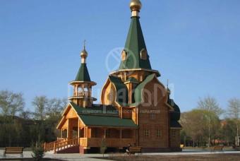 Фотография нашего объекта Храм Всех Святых