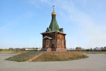 Фотография нашего объекта Часовня Архангела Михаила