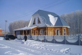 Фотография нашего объекта Дом «Сибирский»