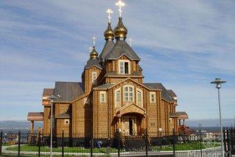 Фотография нашего объекта Храм Святой Живоначальной Троицы