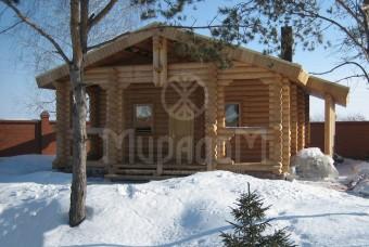 Фотография нашего объекта Баня «Алексей»
