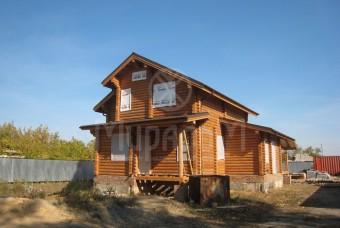 Фотография нашего объекта Дом «Альпийский»