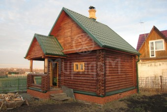 Фотография нашего объекта Баня «Ростовка»