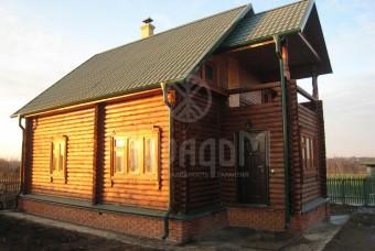 Фотография нашего объекта Дом «Ростовка»