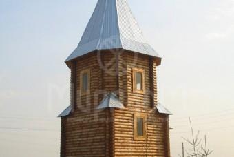 Фотография нашего объекта Часовня «Тюкалинск»