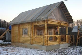 Фотография нашего объекта Баня «Поляна»